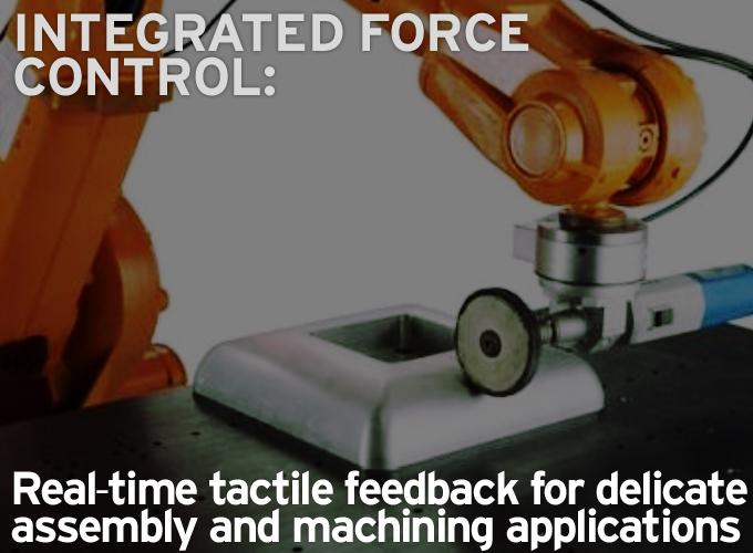 Integrated Force Control