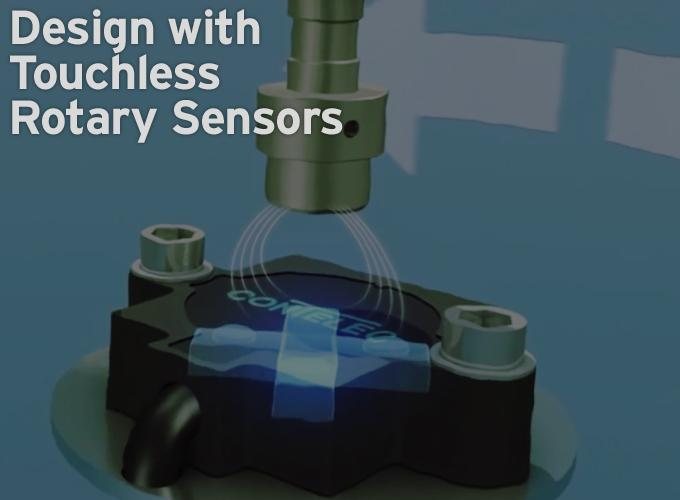 Design With Touchless Rotary Sensors