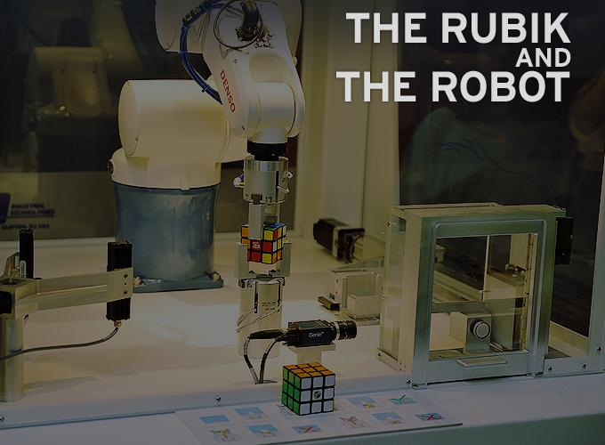 The Rubik and the Robot