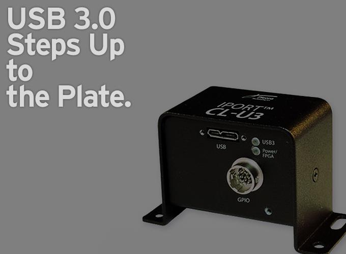 USB 3.0 Steps Up To The Plate