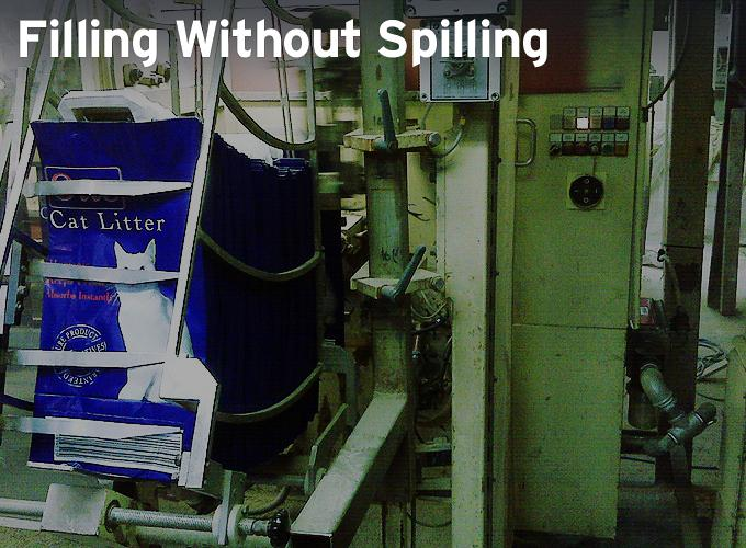 Filling Without Spilling