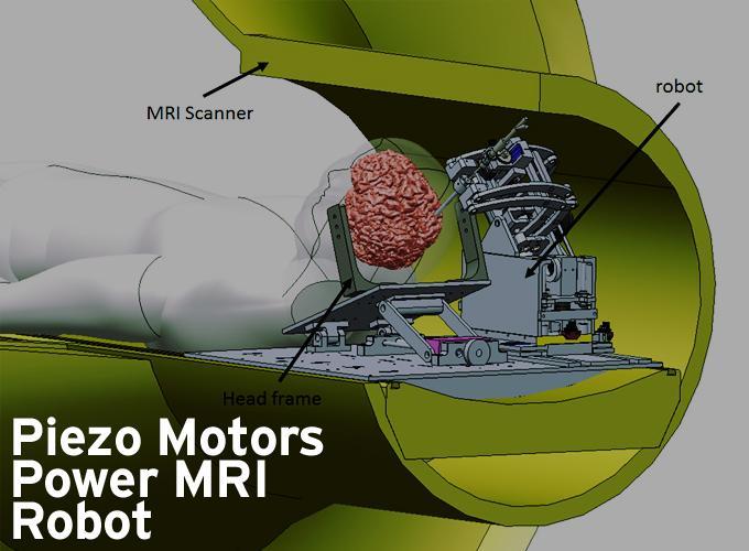 Piezo Motors Power Mri Robot Roboticstomorrow