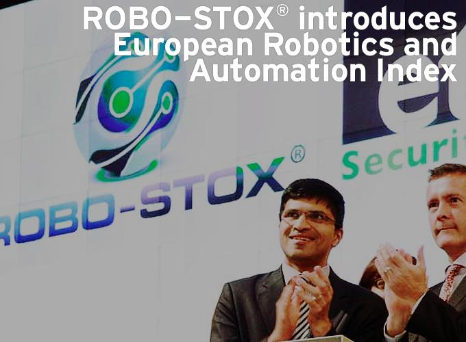 ROBO-STOX® introduces European Robotics and Automation Index