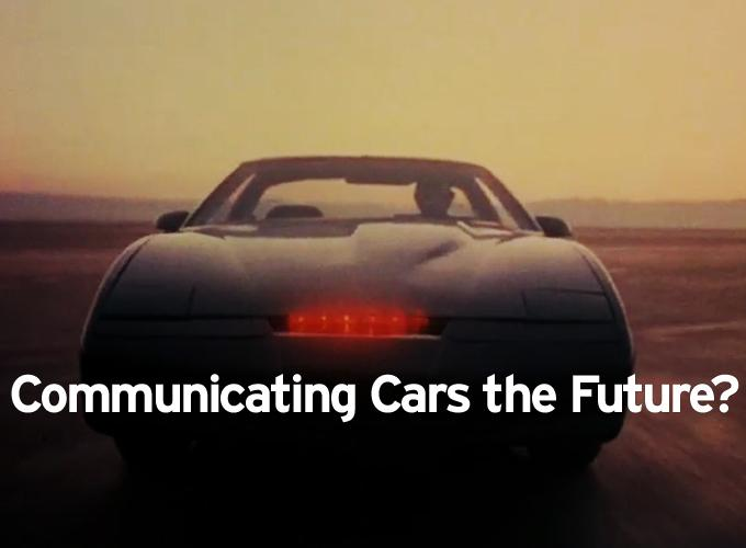 Communicating Cars the Future?