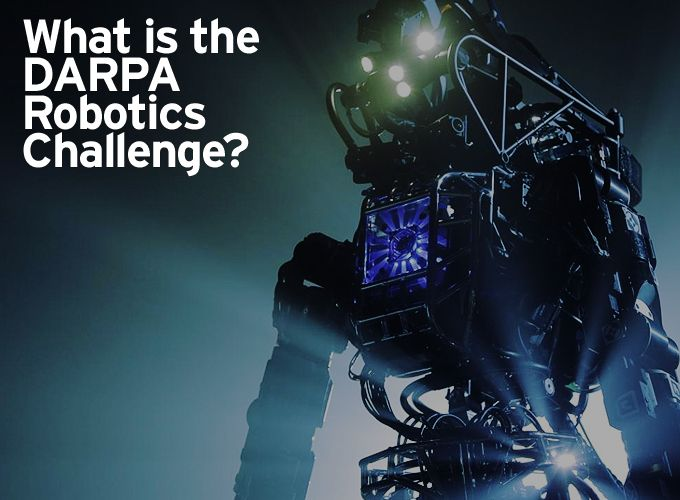 What is the DARPA Robotics Challenge?