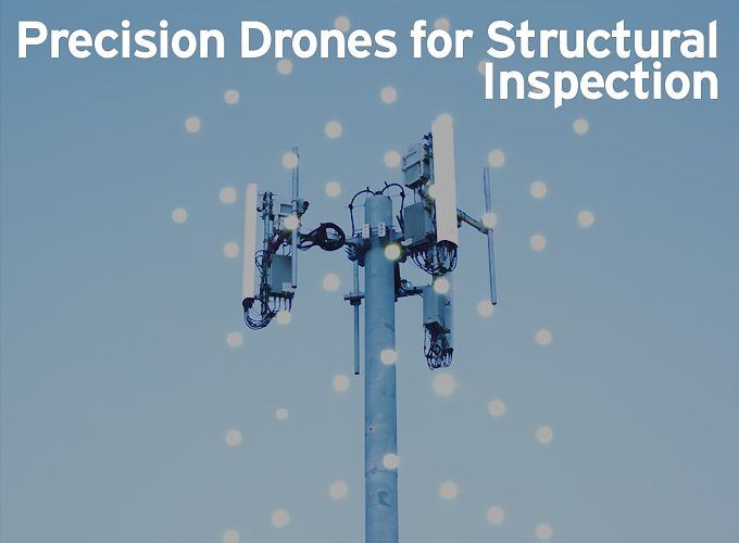 Precision Drones for Structural Inspection