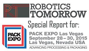 Special Tradeshow Report for PACK EXPO Las Vegas 2015
