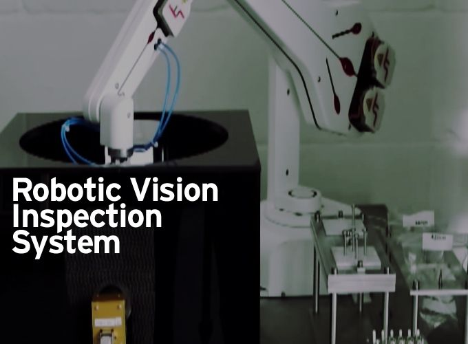 Robotic Vision Inspection System Roboticstomorrow