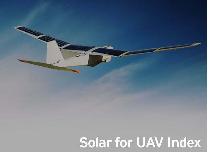 Solar for UAV Index