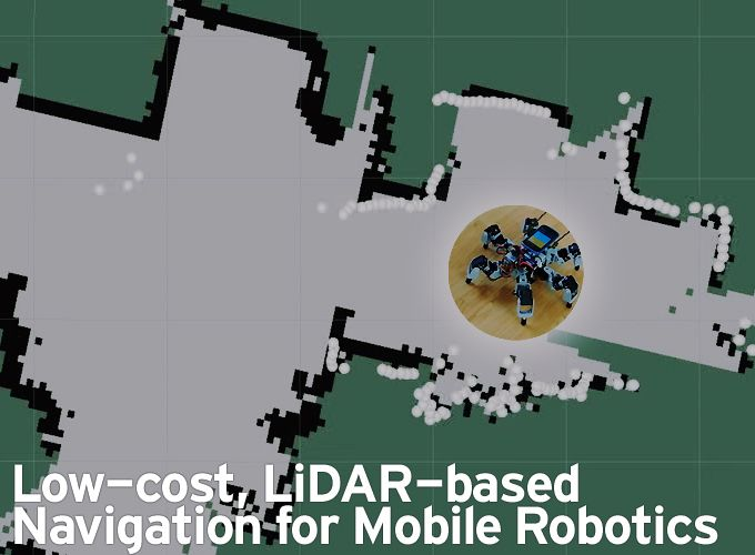 Low-cost, LiDAR-based Navigation for Mobile Robotics | RoboticsTomorrow