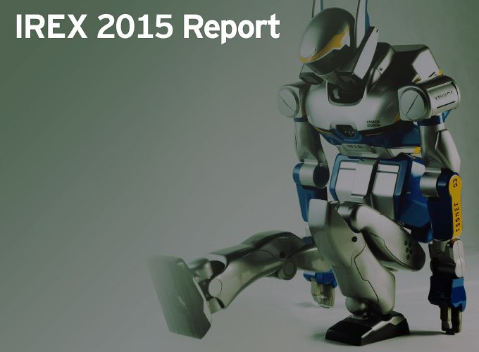 IREX - Japan Robot Exhibition Expo Report
