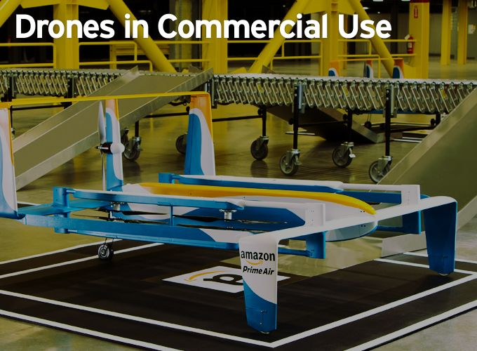 Drones in Commercial Use