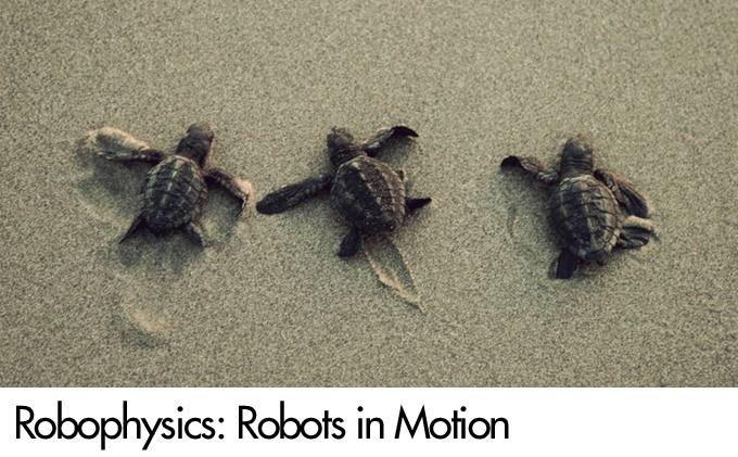 Robophysics: Robots in Motion