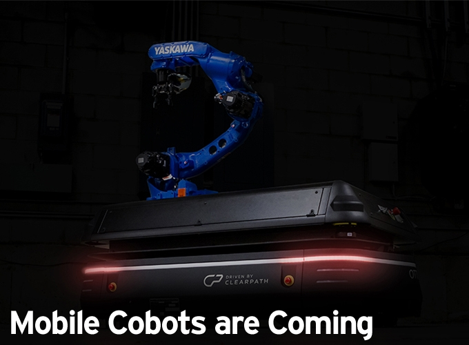 Mobile Cobots are Coming