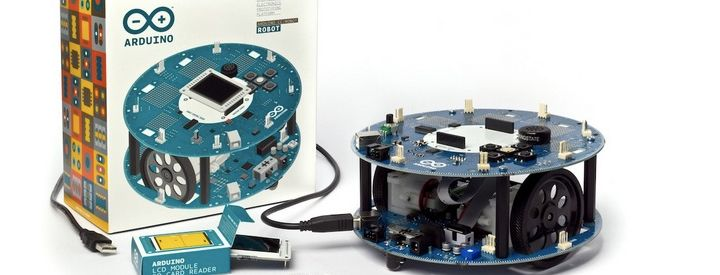 The Official Arduino Robot