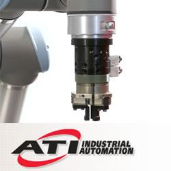Robotic Tool Changers Increase Productivity and Reduce Cost