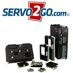 High Performance Servo Drives for localized and distributed control applications from Servo2Go.com