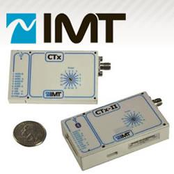 IMT - CTx & CTx-II - Ultra Compact SD COFDM Concealment Transmitters