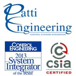 Patti Engineering - Automation Systems Integration