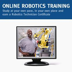 George Brown College -Online Robotics Technician Certificate