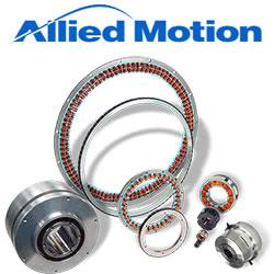 Allied Motion - Brushless Torque Motors: Frameless & Housed
