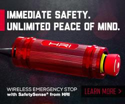 Humanistic Robotics - Wireless Emergency Stop