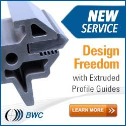 Bishop-Wisecarver Group - Extruded Profile Guides