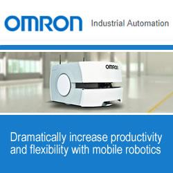 Discover the power of Omron mobile robotics.