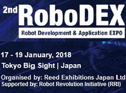 2nd RoboDEX - Robot Development & Application EXPO