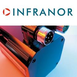Infranor:  Slotless Brushless Servo Motors, Better by Design!