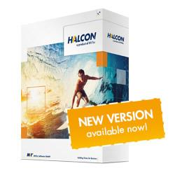 HALCON 18.11 – MVTec's powerful machine vision software with a huge range of deep learning functions – Free trial!