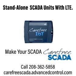 Advanced Control Systems - Stand-Alone SCADA Units with LTE