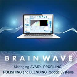 BrainWave: Managing AV&R's PROFILING, POLISHING & BLENDING Robotic Systems