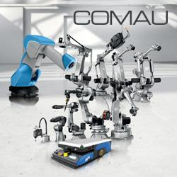 Comau's RobotTeam
