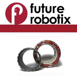 Future Robotix: Servotecnica Slip Rings (Rotary Joints) for Robotics