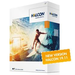 Machine vision software with new deep learning features: MVTec HALCON 19.11