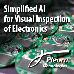 Pleora Technologies - AI Gateway for Quality Inspection
