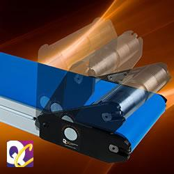 QC Industries - AS40: The Ultimate User-Friendly Conveyor