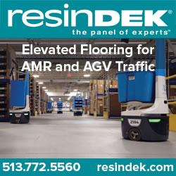 ResinDek® Panels, The Flooring Solution for Robotic Platforms