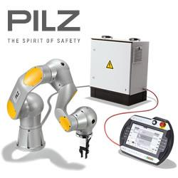 Robotics by Pilz – open and compatible