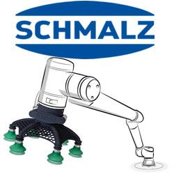 Schmalz Technology Development - Vacuum Generation without Compressed Air - Flexible and Intelligent