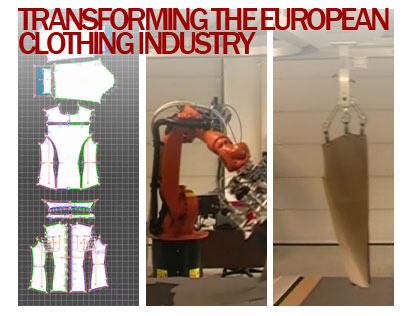 Transforming The European Clothing Industry