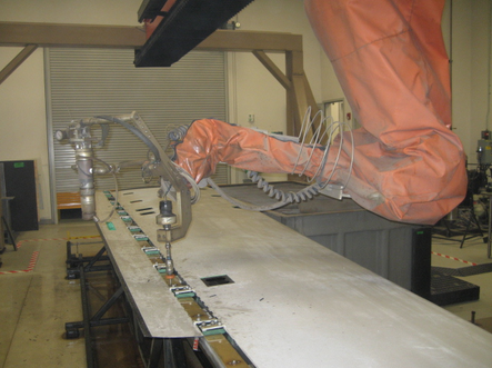 7-axis Robot Programming Solution For Trimming Of Composite
