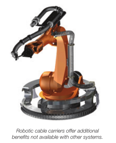 The Less Is More Approach To Robotic Cable Management