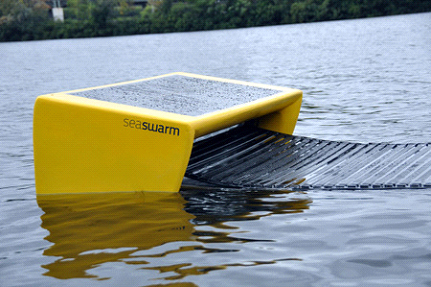 Using Robots To Clean Oil Spills Roboticstomorrow