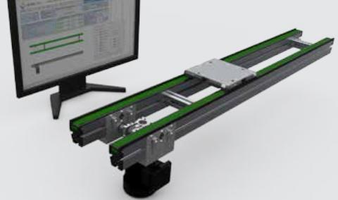 Glide-Line Conveyor Case Study: Automating in-context Conveyor