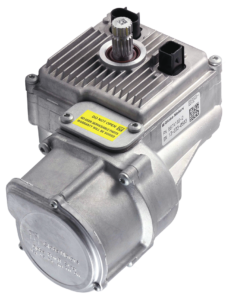 POW-R-STEER actuator for electric power-assisted steering