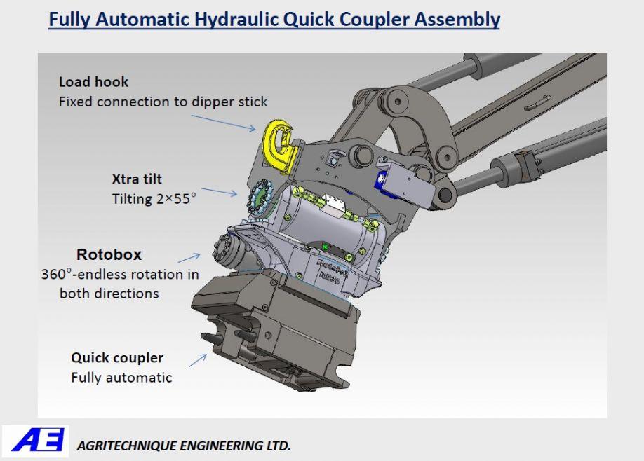 UGEV coupler assembly