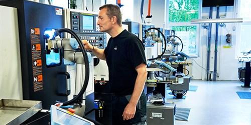 Collaborative Robots Create Jobs At Trelleborg In Denmark