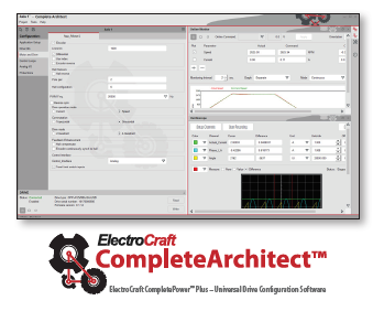 Figure 2. The ElectroCraft CompleteArchitect™ allows automatic drive configuration and more. Source: ElectroCraft